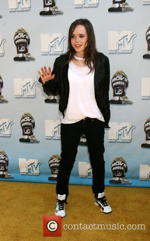 Ellen Page, MTV, Mtv Movie Awards