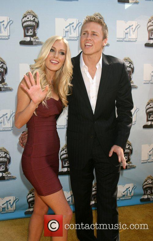 Heidi Montag and Mtv 9