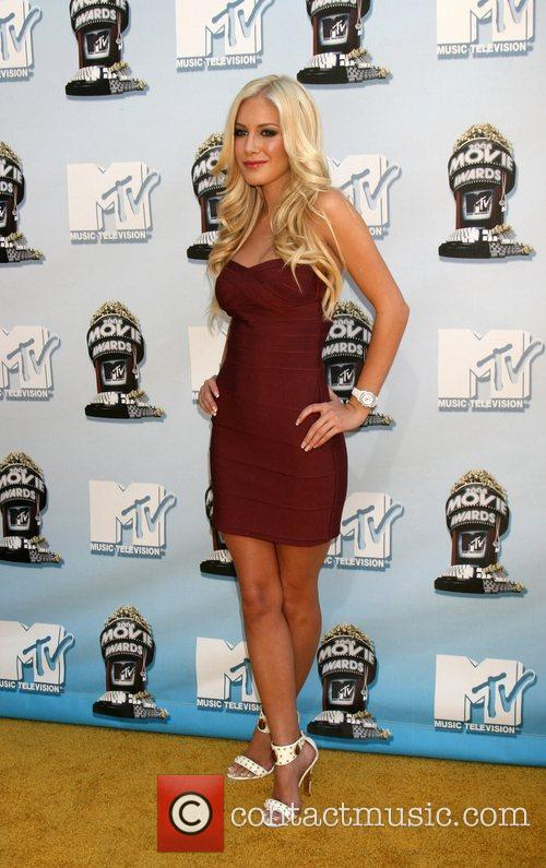 Heidi Montag and Mtv 8