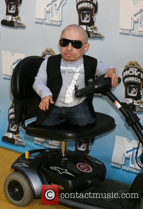 Verne Troyer and Mtv 2