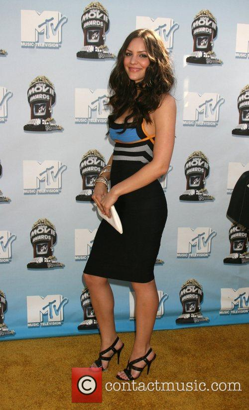 Katharine Mcphee and Mtv 5