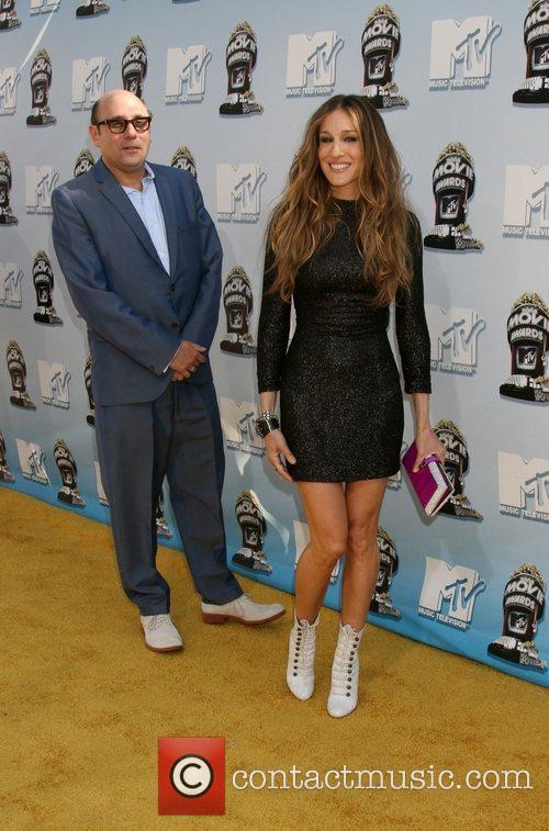 Willie Garson and MTV 2