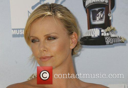 Charlize Theron and Mtv 8
