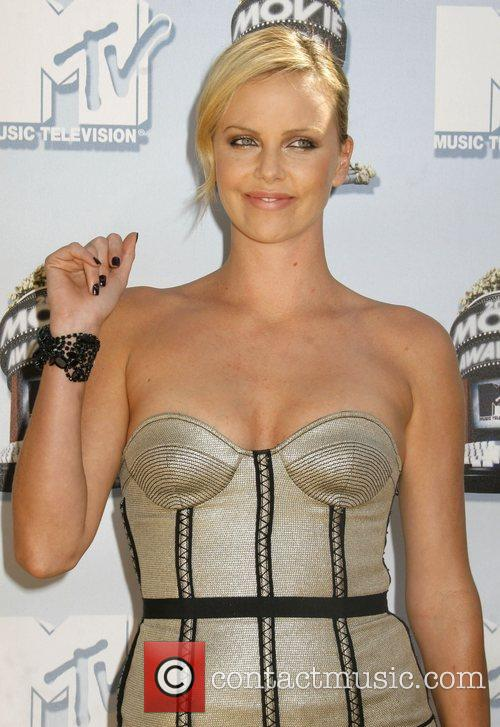 Charlize Theron and Mtv 6