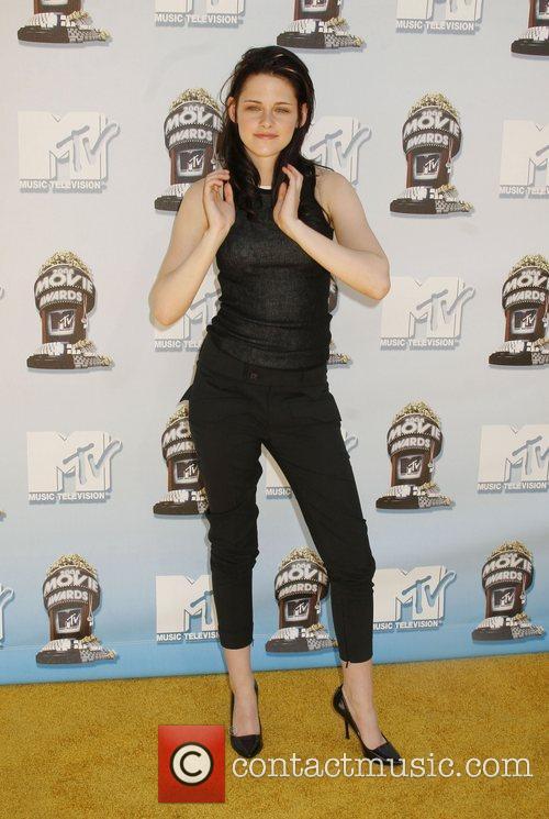 Kristen Stewart and Mtv 2