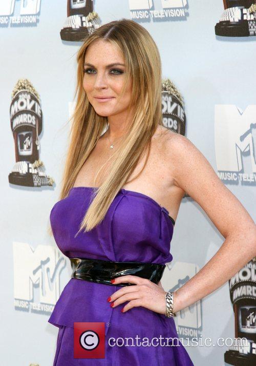 Lindsay Lohan and MTV 8