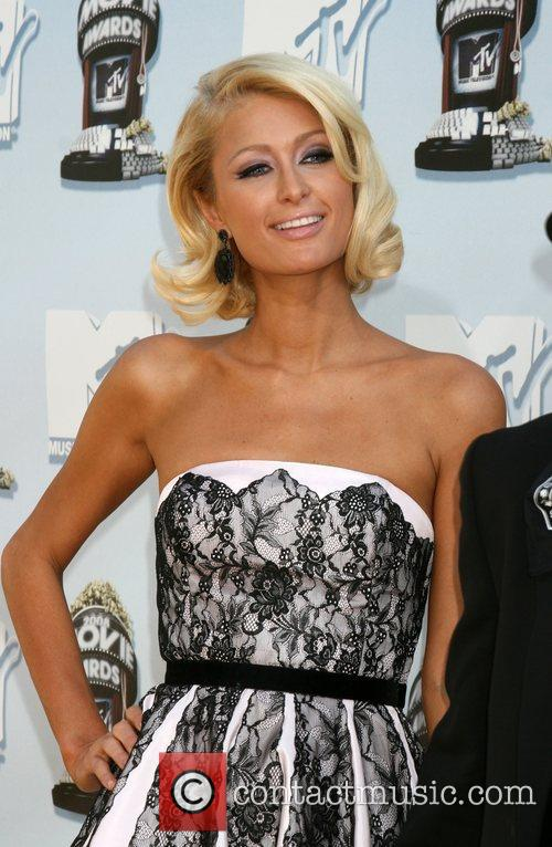 Paris Hilton and Mtv 11