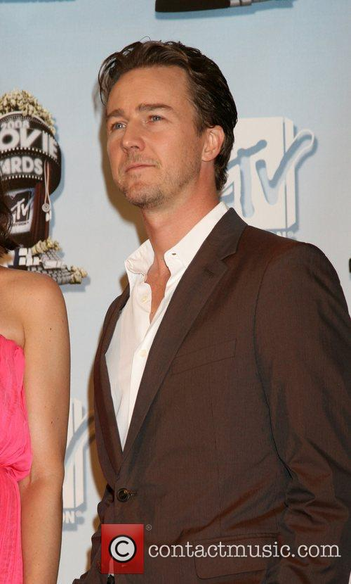 Edward Norton and Mtv 2