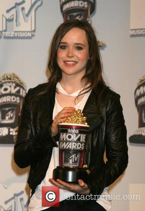 Ellen Page and Mtv 7