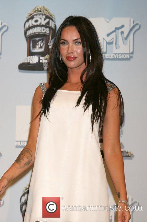 Megan Fox and MTV 12