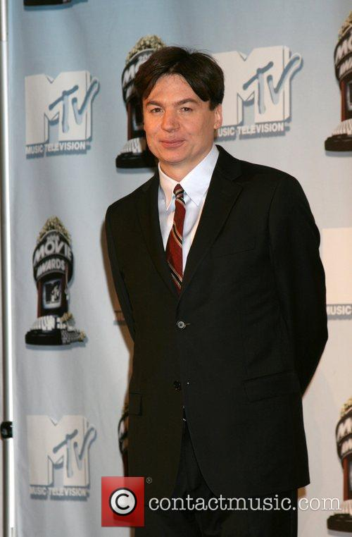 Mike Myers and Mtv 4
