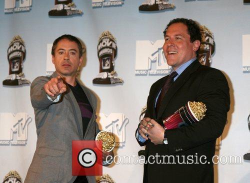 Robert Downey Jr and Mtv 3