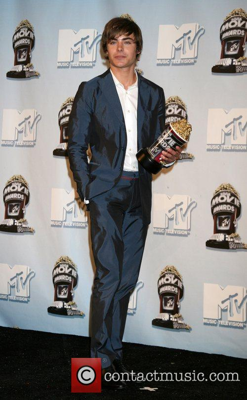Zac Efron and Mtv 4