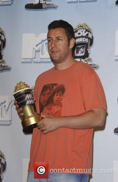 2008 MTV Movie Awards held at the Gibson...