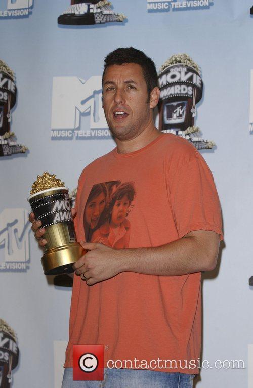 Adam Sandler, Mtv and Mtv Movie Awards 3