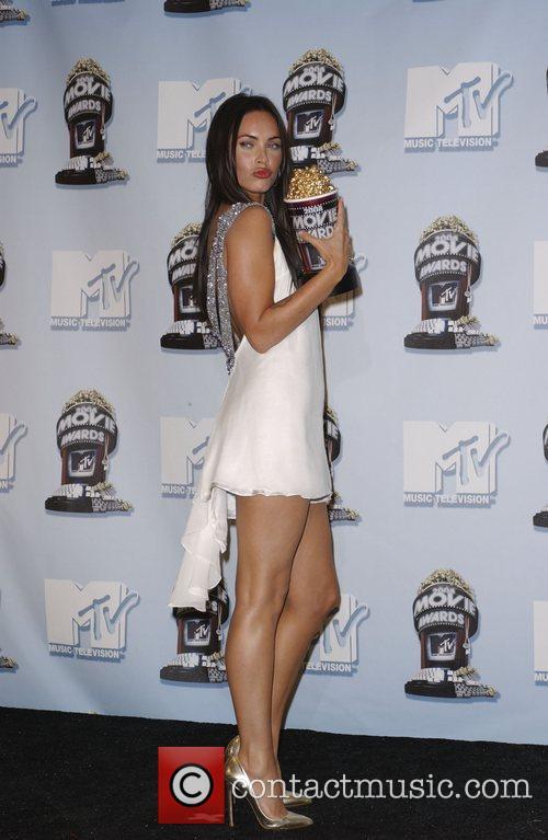 Megan Foxx, Mtv and Mtv Movie Awards 2