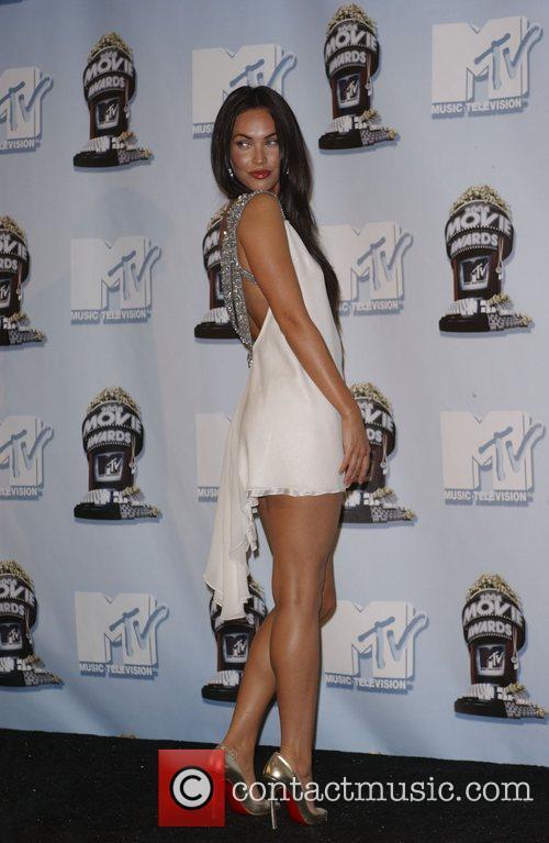 Megan Foxx, Mtv and Mtv Movie Awards 3
