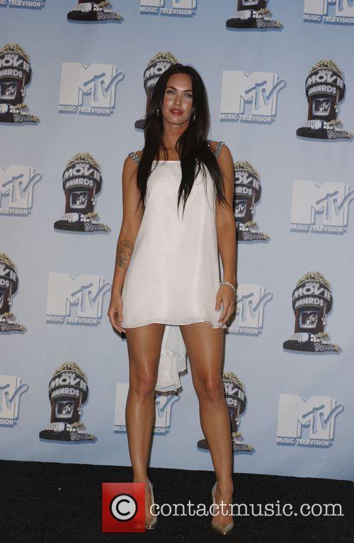 Megan Foxx, Mtv and Mtv Movie Awards 1