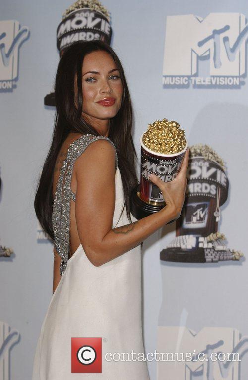 Megan Foxx, Mtv and Mtv Movie Awards 5