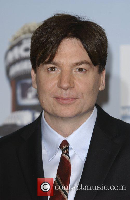 Mike Myers, Mtv and Mtv Movie Awards 5