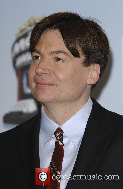 Mike Myers, Mtv and Mtv Movie Awards 7