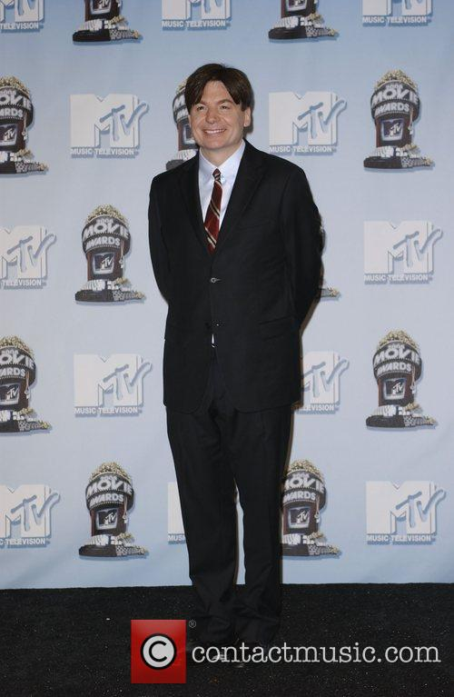 Mike Myers, Mtv and Mtv Movie Awards 6