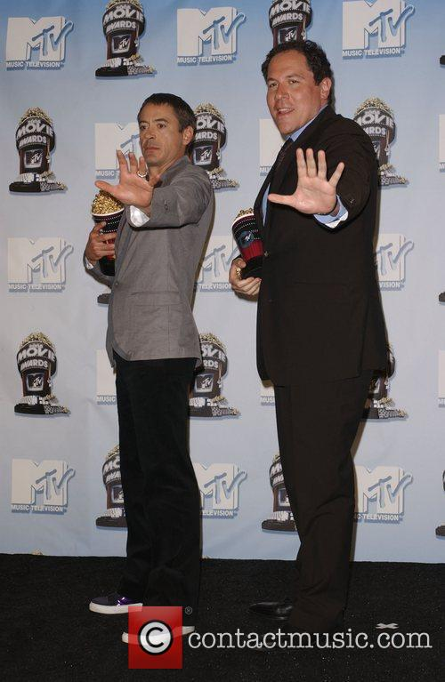Robert Downey Jr, MTV and Mtv Movie Awards 1