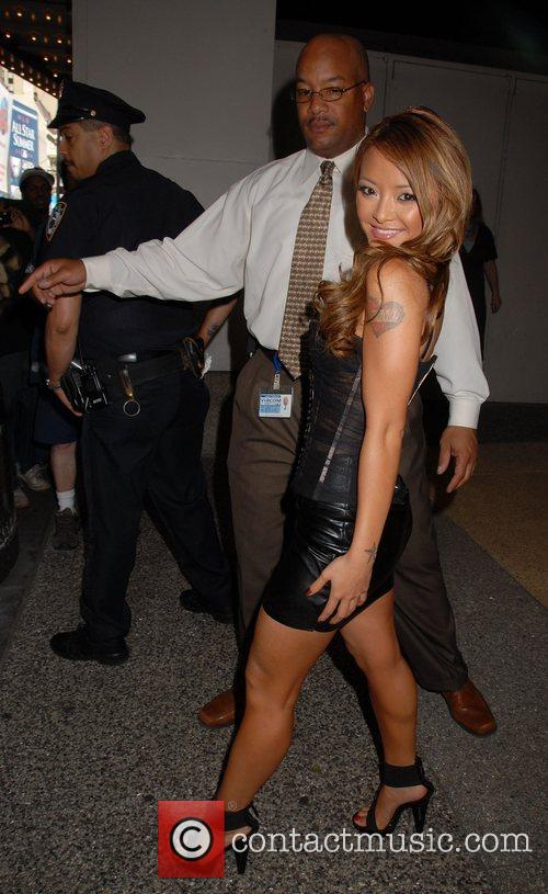 Tila Tequila and Mtv 4