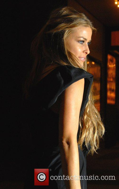 Carmen Electra and MTV 9