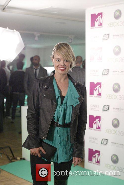 Amy Erbacher MTV hosts a party for Xbox...