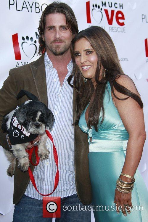 Jillian Barberie and husband Grant Reynolds  Much...