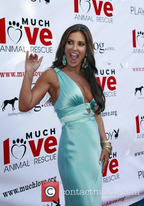 Jillian Barberie  Much Love Animal Rescue Presents...