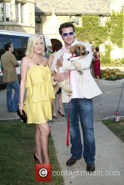 Tori Spelling, Bow Wow and Playboy 4