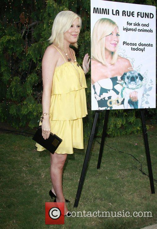 Tori Spelling, Bow Wow and Playboy 2