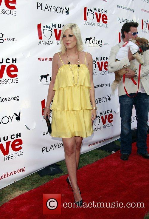Tori Spelling, Bow Wow and Playboy 5