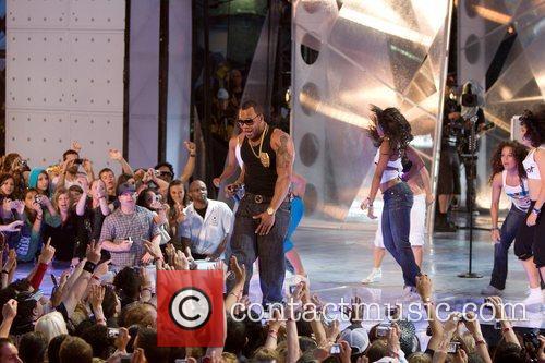 Flo Rida 2008 MuchMusic Video Awards Toronto, Canada