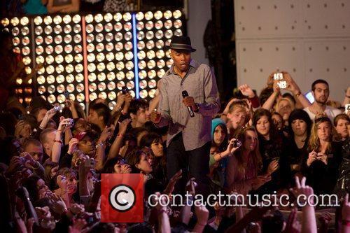 Kardinal Offishall, Akon 2008 MuchMusic Video Awards Toronto,...