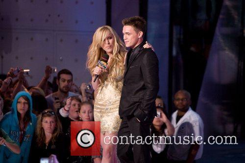 Leah Miller, Jesse McCartney 2008 MuchMusic Video Awards...