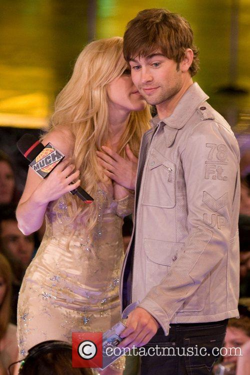 Leah Miller, Chace Crawford 2008 MuchMusic Video Awards...