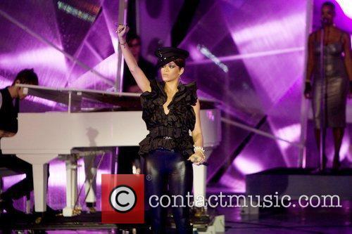 Rihanna 2008 MuchMusic Video Awards Toronto, Canada