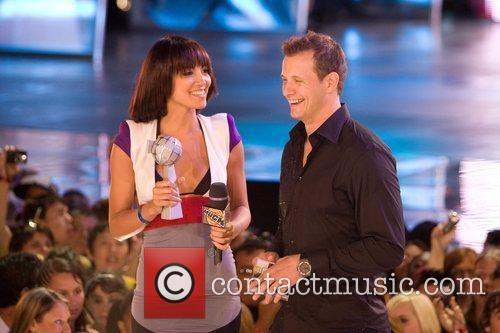Sarah Taylor, Jason Spezza 2008 MuchMusic Video Awards...