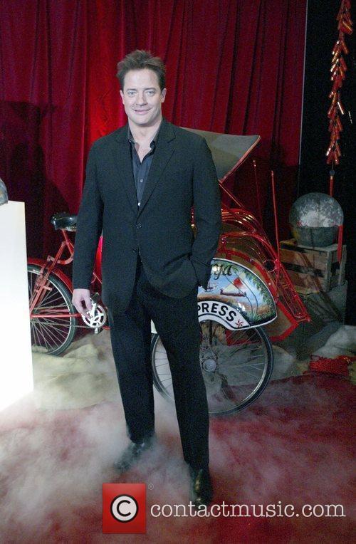 Brendan Fraser 10
