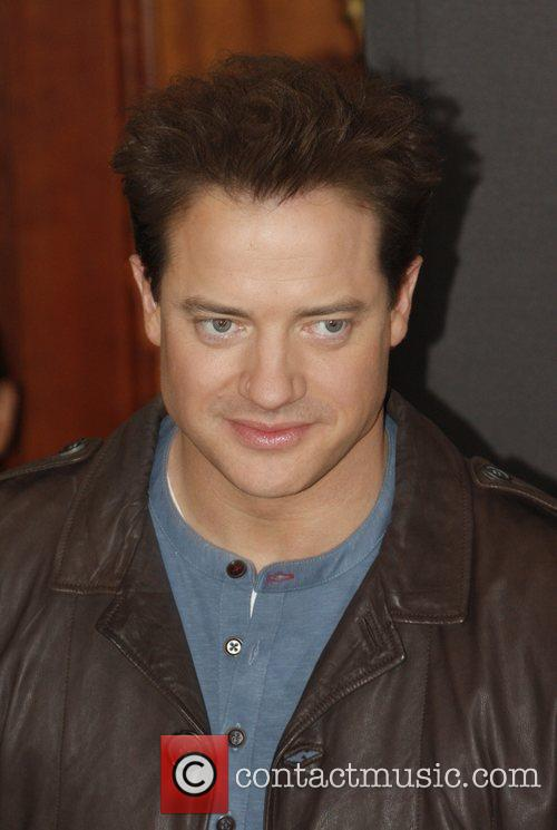 Brendan Fraser The Mummy: Tomb of the Dragon...