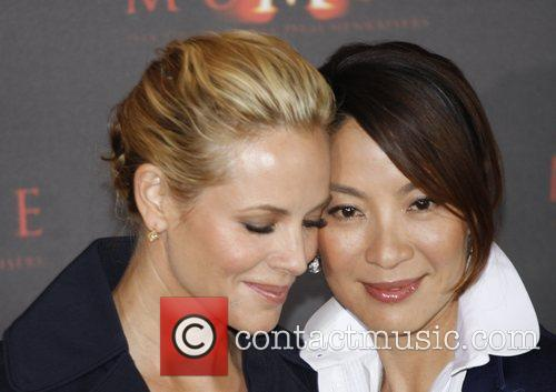 Maria Bello and Michelle Yeoh 4