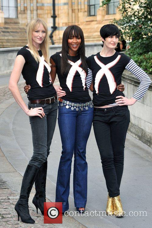 Fashion for Relief photocall held at the Natural...