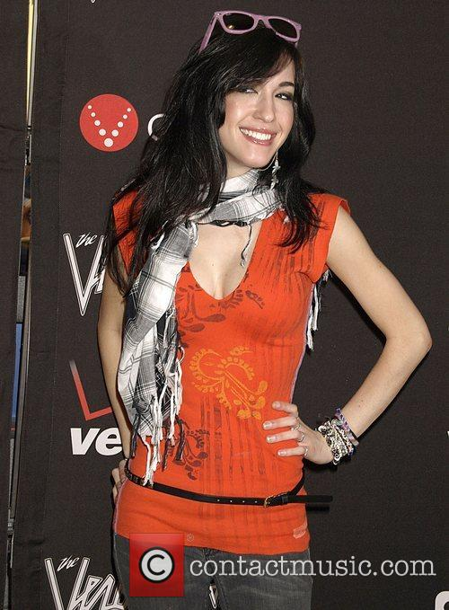 Kate Voegele, Natasha Bedingfield and The Veronicas 1