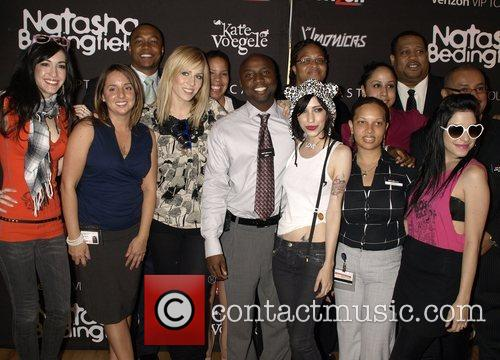 Kate Voegele, Natasha Bedingfield and The Veronicas 2
