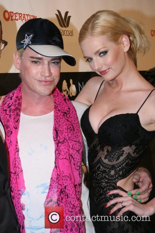 Richie Rich and Lydia Hearst Freshpair.com presents the...