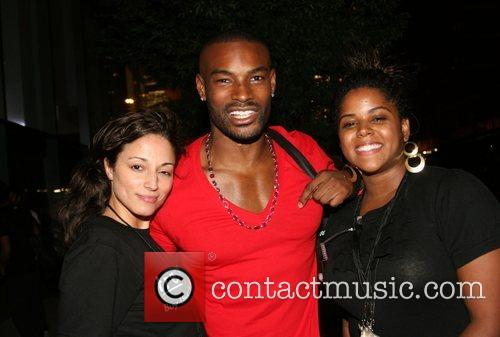 Tyson Beckford and guests Freshpair.com presents the 6th...