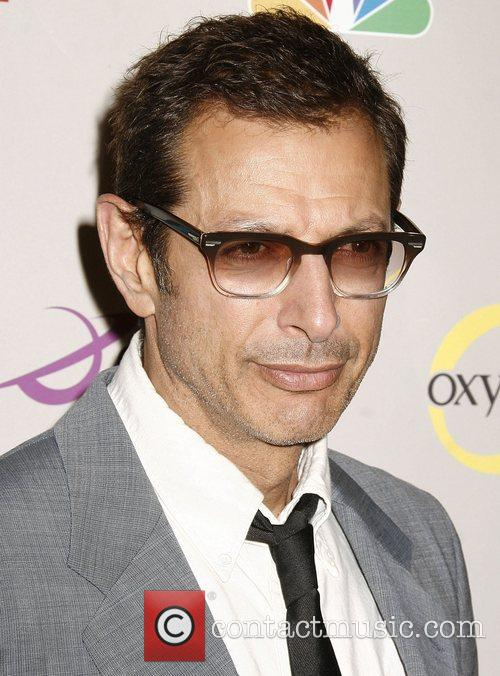Jeff Goldblum, Beverly Hilton Hotel